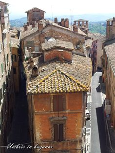 Roofs of Perugia