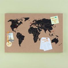 where in the world is that bulletin board