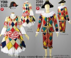 Venetian Costumes, Masquerade Costumes, Manic Pixie Dream Girl, Es Der Clown, Cute Clown, Film Inspiration, Circus Theme, Ballet Costumes, Character Outfits
