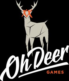 OhDeer Games! What an awesome and creative design for a website <3