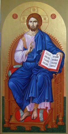 Спаситель Catholic Memes, Catholic Art, Byzantine Icons, Byzantine Art, Church Icon, Elves And Fairies, Lord And Savior, Son Of God, Orthodox Icons