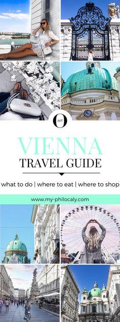 Entdecke Wien! Was man unbedingt gesehen haben sollte (besonders wenn man wenig Zeit hat!), wo man am besten Essen und Shoppen kann und die besten Instagram und Blog Foto Locations findet ihr hier in diesem Artikel!