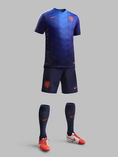 Netherlands 2014-15 Nike Away