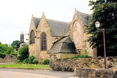 Le Faou, Finistère Brest, Beaux Villages, Belle Villa, France, Brittany, Barcelona Cathedral, Building, Travel, Roads