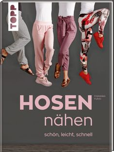 Most current Totally Free easy sewing trousers Style Hosen nähen - schön, leicht, schnell Skirt Pattern Free, Crochet Skirt Pattern, Pants Pattern, Sewing Pants, Sewing Clothes, Diy Clothes, Skirt Sewing, Diy Sewing Projects, Sewing Tutorials