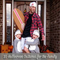 25 Halloween Costumes for the Family