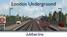 London Underground Simulator Jubilee Line #tfl #tube #londonunderground #london #simulation #gaming