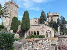 Château Mandelieu - La Napoule. Provence-Alpes-Côte d'Azur