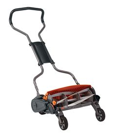 Fiskars Reel Lawn Mower at Lowe's. The StaySharp Max Reel Mower features advance technology that delivers best-in-class cutting performance - no gas, oil, charging or cords required. Manual Lawn Mower, Reel Lawn Mower, Push Lawn Mower, Small Lawn Mower, Walk Behind Mower, Mowers For Sale, Types Of Grass, Blade Sharpening, Student