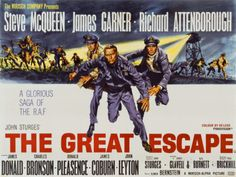 The Great Escape Poster at AllPosters.com