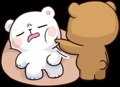 Chibi Cat, Cute Cartoon Pictures, Cute Love Gif, Cute Comics, Kawaii Anime Girl, Cute Quotes, Mocha, Smurfs, Cute Dogs
