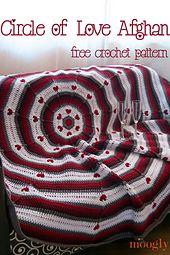 Ravelry: Circle of Love Afghan pattern by Tamara Kelly