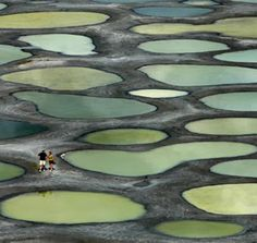 Spotted Lake, British Columbia, Canada