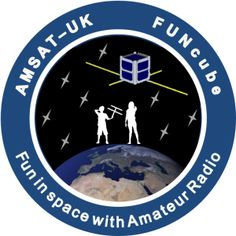 AMSAT-UK FUNcube Mission Patch