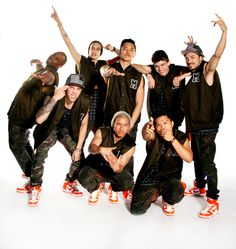 chyeah! Mos Wanted Crew for ABDC Season 7!