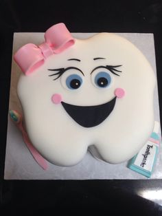 Tooth Cake