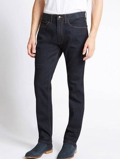 Men's Jeans Guide | Menswear | M&S