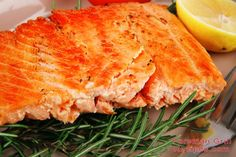 Unbelievable Grilled Salmon - Foreman Grill Recipes