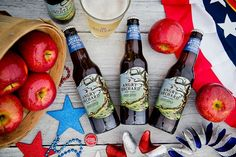Golden Orchard:  1oz Calvados .5oz Cinnamon Schnapps Angry Orchard Crisp Apple