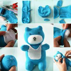 Sock Bear Tutorials