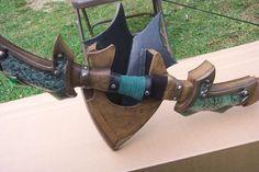 LARP Custom Battle Bows on Behance