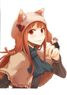 spice and wolf, holo, lawrence