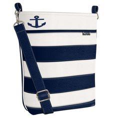 Sandra Uni Five blue and white Uni, Blue And White, Bags, Fashion, Handbags, Moda, Fashion Styles, Fashion Illustrations, Bag