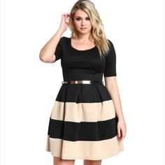 Plus Size Skater Dress //Price: $14.86 & FREE Shipping //     #newin    #love #TagsForLikes #TagsForLikesApp #TFLers #tweegram #photooftheday #20likes #amazing #smile #follow4follow #like4like #look #instalike #igers #picoftheday #food #instadaily #instafollow #followme #girl #iphoneonly #instagood #bestoftheday #instacool #instago #all_shots #follow #webstagram #colorful #style #swag #fashion