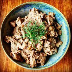 Stegt lam med soya - Sisterfood
