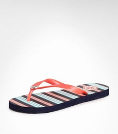dbcd88452 Sites-ToryBurch US-Site. Flip Flop FantasyRed Orange ColorTory Burch ...