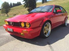 Alpha Romeo gtv6