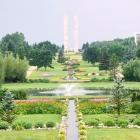 International Peace Garden N.D.   Midwest Living