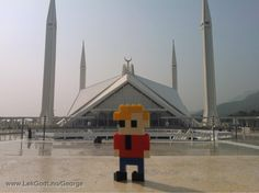 LEGO - Life of George in Pakistan