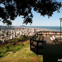 Morro da Cruz -  Itajaí, Santa Catarina