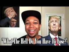 Some Black Guy Responds To Trump Wanting The Black Vote - YouTube