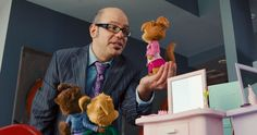 alvin and the chipmunks and the chipettes | David Cross Really, Really Hated Doing Third 'Alvin and the Chipmunks'