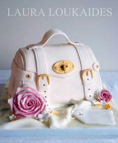 handbag cake                                                       …