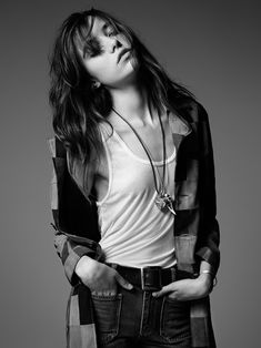 The PSYCH ROCK collection from Saint Laurent by Hedi Slimane 11 | Fashion | Vogue