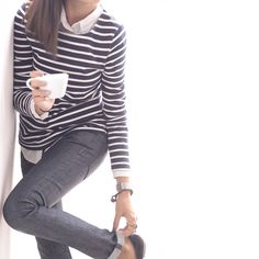 stripes, skinnies +