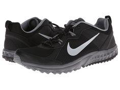 Nike Wild Trail Black/Cool Grey/Dark Grey/Metallic Platinum - Zappos.com Free Shipping BOTH Ways