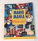Nintendo - Mario Mania - Player's Guide Vintage 1991 -Excellent Condition!! - http://video-games.goshoppins.com/video-game-strategy-guides-cheats/nintendo-mario-mania-players-guide-vintage-1991-excellent-condition/