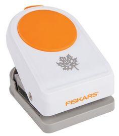 Fiskars® Intricate Shape Punch - Autumn Flair