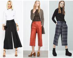 Tendinte de iarna 2015: cum porti corect pantalonii culottes