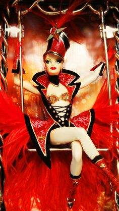 Circus Barbie by Bob Mackie | Flickr - Photo Sharing!