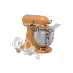 KitchenAid KSM150PS Artisan 5-qt. Stand Mixer, Orange Discover how you can get the best stand mixer for your kitchen @ http://smallappliancesforkitchen.net