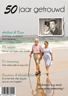 Wedding gift idea: Jilster enables users to create a personalised wedding magazine or magazine invitation together. 50th Wedding Anniversary Invitations, Wedding Aniversary, Marriage Anniversary, Anniversary Parties, Anniversary Pictures, Anniversary Ideas, Growing Old Together, Personalized Wedding, Wedding Inspiration