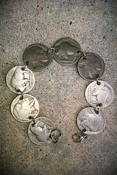 115 Best Metal Madness: Coin Crafts images in 2015 | Coin