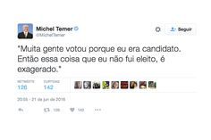 Internet se diverte com versoes alternativas de tuite de Michel Temer - Blue Bus Internet, Bus, Michel, Verses