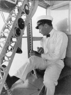 Faces of the Hindenburg: Captain Ernst A. Lehmann
