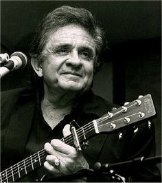 Sir Johnny Cash. A man who swore to wear only black because he associated himself with real men; poor men who knew the meaning or honor, heart and soul. Like his father, and his father before him. The way Johnny grew up, with honor.